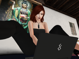 Harper in the Virtual World 800 539 4566 sissies online