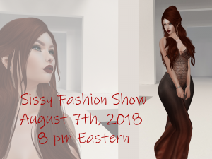 sissy fashion show 800 356 4566