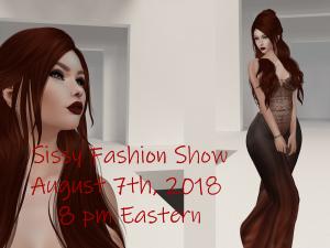 sissy fashion show 800 356 4566