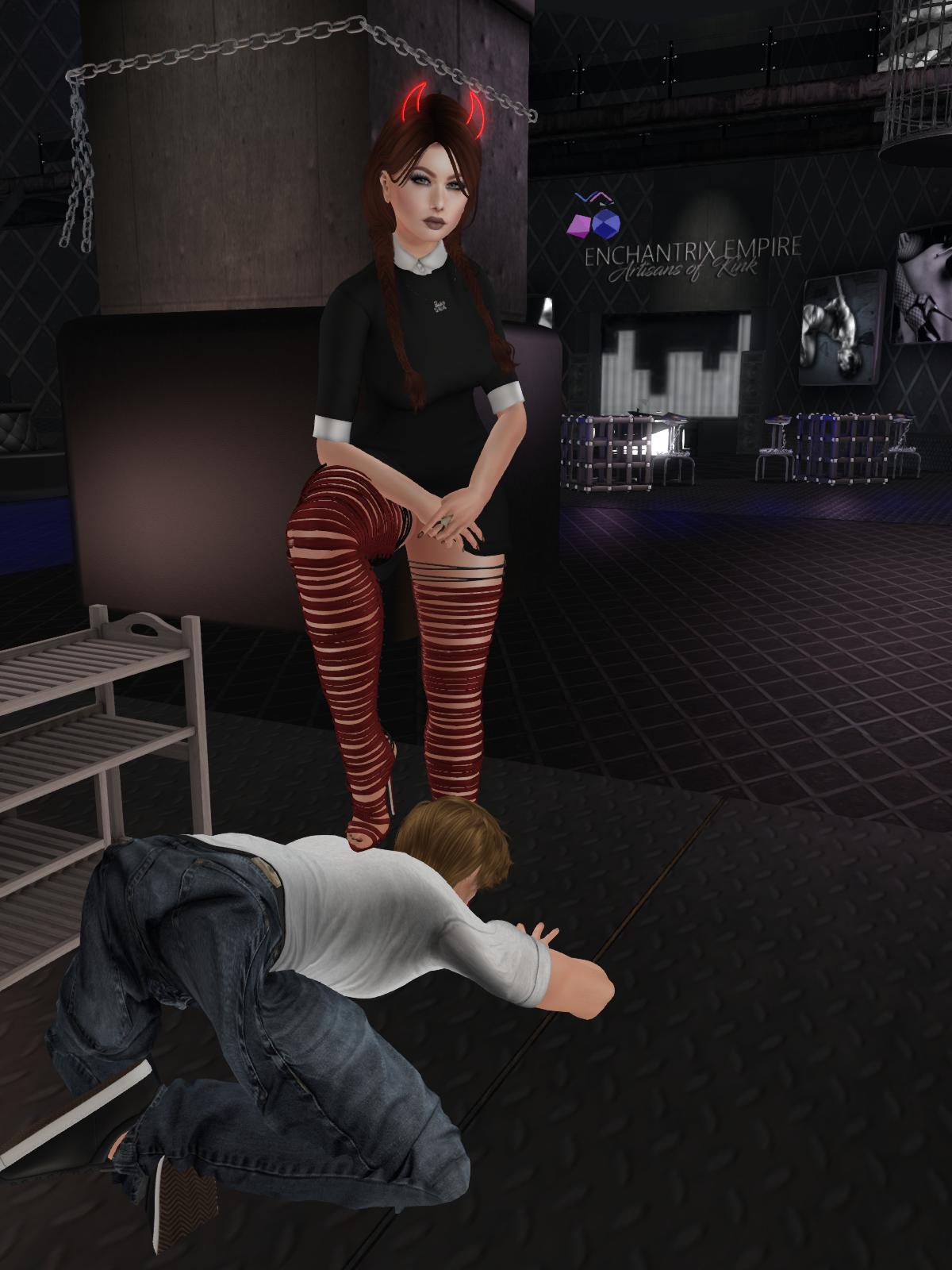Virtual Whore